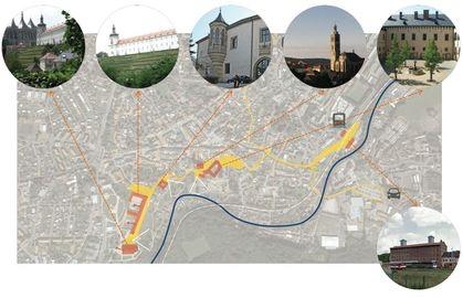 Francouzský architekt představil podnikatelům svou vizi Kutné Hory