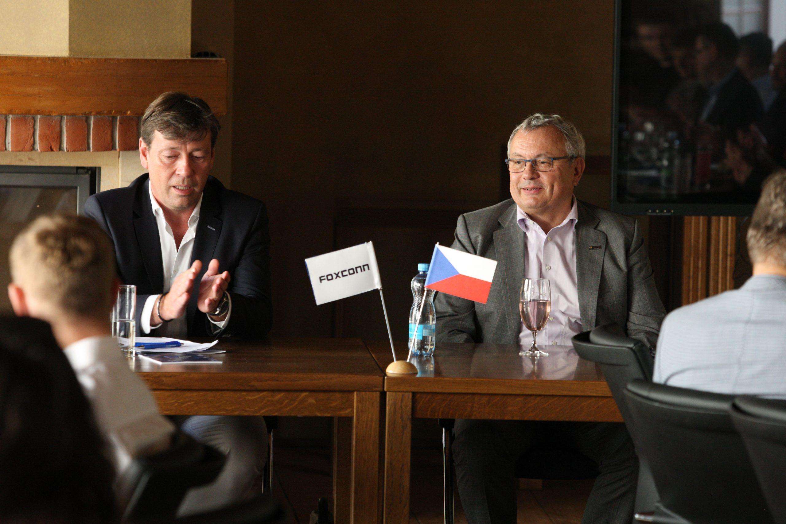 Prezident komory Vladimír Dlouhý přijel za členy OHK Kutná Hora